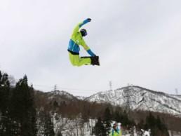 スノーボード フリースタイル