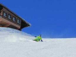 スノーボード プライベート