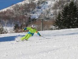 スキー プライベート