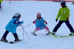 スキー ショートバンブージュニアレッスン 苗場スノースクール
